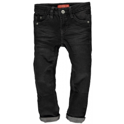 TYGO & VITO X710-6617-807 Basic Black Denim Skinny Jeans