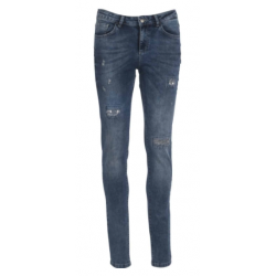 GEISHA 81053K-810 JEANS BLUE DENIM