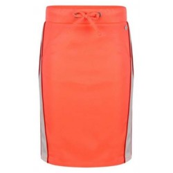 INDIAN BLUE JEANS IBG18-6126-250 SPORT SKIRT BRIGHT CORAL