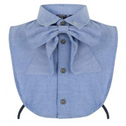 INDIAN BLUE JEANS IBG28-9000-175 COLLAR BOW KRAAGJE BLUE