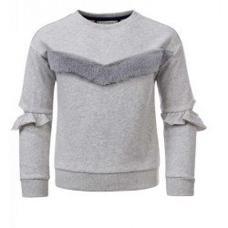 LOOXS 831-5337-720 SWEATER GREY MELEE