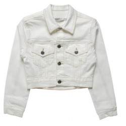 FRANKIE & LIBERTY FL19214 JECABELLA JACKET OFF WHITE