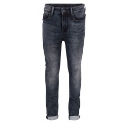 INDIAN BLUE JEANS IBB29-2657-172 RYAN SKINNY FIT JEANS JOG USED BLACK