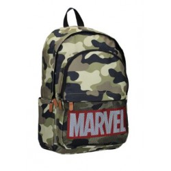 VADOBAG 204-0119 RUGZAK MARVEL RETRO DEDICATION ARMY
