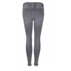INDIAN BLUE JEANS RLX-1-G2111-153 JIXX CROPPED JEANS GREY