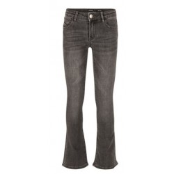 INDIAN BLUE JEANS IBG22-2197-159 LOLA FLARE FIT GREY