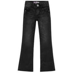 RAIZZED R220RGD42103 MELBOURNE FLARED DENIM BLACK