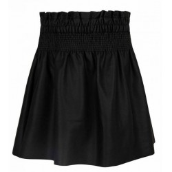 INDIAN BLUE JEANS IBGW21-6129-999 SKIRT BLACK