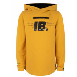 INDIAN BLUE JEANS IBBW21-3569-870 HOODIE YELLOW